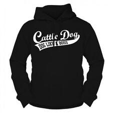 Kapuzenpullover Sweatshirt Hoodie Australian Cattle Dog rasse züchter welpen dog