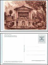 1977 causa tutta immagine cartolina postale Vaticano 120 LIRE ungebr.