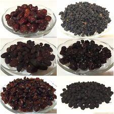 Dried Aronia (Chokeberry), Rosehips, Rowan berry, Elderberry, Barberry, Cherry