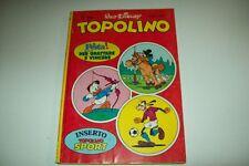 TOPOLINO WALT DISNEY LIBRETTO MONDADORI-N. 1593-8 GIUGNO 1996-INSERTO SPORT!