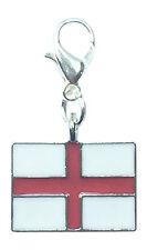Bandera de Inglaterra/St George'S Cruz/Inglés Bandera clip en encanto