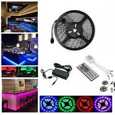5M-10M 5050 SMD LED Stripe RGB Leiste Streifen Lichtband Leuchte Lichterkette