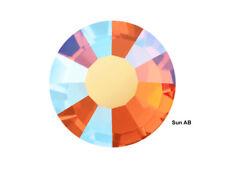Sun AB, Preciosa Genuine Czech Viva Chaton Rose Flatback Rhinestones, Viva12