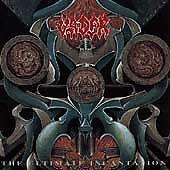 "Vader ""The Ultimate Incantation"" CD - NEW!"