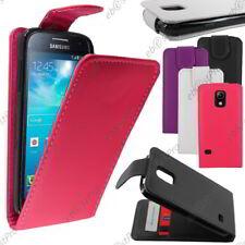 ebestStar Etui PU Cuir Rose Samsung Galaxy S i9000, S3 S4 S5 Mini