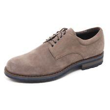 B5755 scarpa uomo ALTIERI MILANO scarpe classiche tortora shoe man