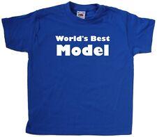 WORLD'S BEST MODELLO KIDS T-SHIRT