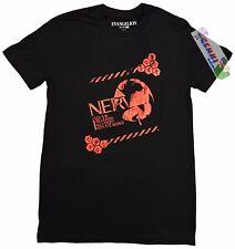 **Legit** Evangelion EVA New Nerv Logo Distressed Authentic Anime T-Shirt #90581