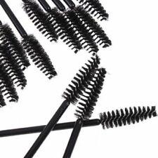LOT 1000PCS Disposable Mascara Wands Eyelash Brush Applicator Extension - BLACK