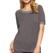 Felina Jamie Loungewear Scoop Neck Raglan Sleeve Top - 900303