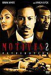 Motives 2 - Retribution DVD