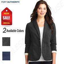 Port Authority Women's Fleece Blazer Sizes XS-4XL M-L298