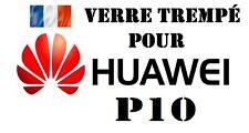 Film Protection/Protege Ecran Vitre/Verre Trempé/Blindé 9H HUAWEI P10