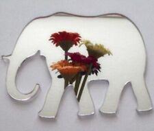 Éléphant acrylique miroir