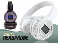 NEW MODELE CASQUE SANS FIL LECTEUR MP3 INTÉGRÉ - RADIO FM - 4 EN 1 - 6 COULEURS