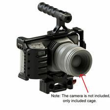 BMPCC2 4K DSLR Rig Kit Cage Top Handle 15mm Baseplate For BlackMagic Camera II