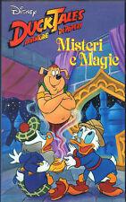 Duck Tales MISTERI E MAGIE - VHS Disney Ed. 1a  VS 4374
