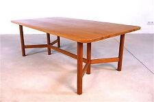 RASMUS SOLBERG Couchtisch VINTAGE Sofatisch Tisch TEAK COFFEE TABLE | 60er 1960s