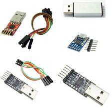 USB2.0 to TTL UART 5/6PIN Module Serial Converter  CP2102  FT232 Case ATF
