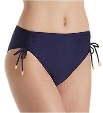 Swimsuit Bikini Bottom M L 10 12 Blue Medium Large NEW Be Creative 4579