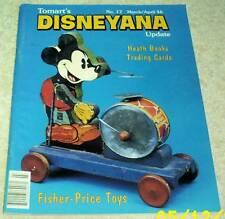 Tomart's Disneyana Update 17, NM- (9.2) 1997