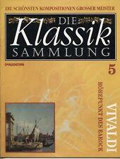 Die Klassik-Sammlung - Heft + CD Nr. 5 - Vivaldi