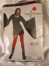 Leg Avenue 8498 Velvet Gothic Short Dress Costume var clr/size