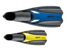 Mares Manta Schnorchelflossen Gr. 36 bis 47 Blau oder Gelb Flossen