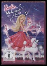 DVD BARBIE - MODEZAUBER IN PARIS ********* NEU ********