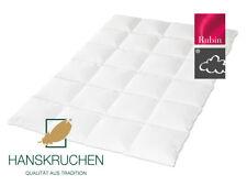 HansKruchen Daunen-Steppdecke aus der Serie RUBIN -Wärmestufe > warm<