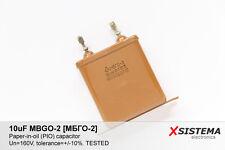0,5uF 1uF 5uF 10uF 20uF 30uF 160-750V PIO Capacitors (ex-USSR). TESTED