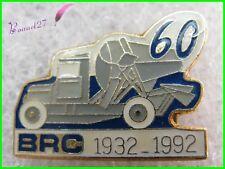 Pin's Camion Truck Betonneuse Bettoniere BRC 1932-1992 60 ans #F1