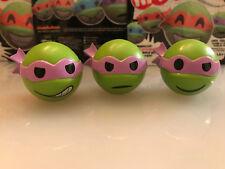 Funko Mymoji Teenage Mutant Ninja Turtles TMNT DONATELLO w/ Packages and Codes