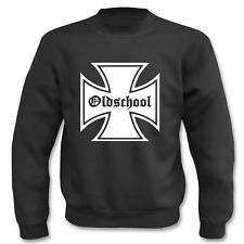 Pullover Eisernes Kreuz Oldschool Sweatshirt