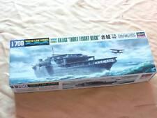 "Hasegawa 49220 1/700 IJN Akagi ""Three Flight Deck"""