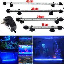 18cm/28cm/38cm/48cm Aquarium Fish Tank 5050 SMD LED Light Bar Lamp Submersible