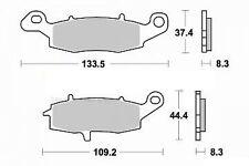 Jeu 2 plaquettes frein Avant/Arrière Kawasaki ZR-7/ZR-7S F1-F6/ H1-H4 1999-2004