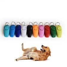 Fischietto per cani Clicker & - formazione, obbedienza, fare clic Pet Trainer Puppy con guide