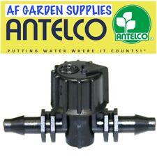 Inline Vari-Flow Valve/Tap 4mm, Barbed, Micro Garden Irrigation/Watering