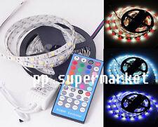 5050 RGBW RGB+Cool / Warm white 5M 300 led LED Strip Light +40ky Controller