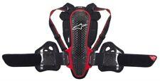 Protezioni Alpinestars NUCLEON KR 3 Protector Smoke Black Red