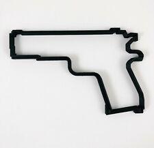 1911 Cookie Cutter--3D Printed Kitchen Gadget Baking Gun Pistol Handgun Colt