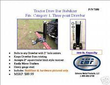 Drawbar stabilizer fits Kubota