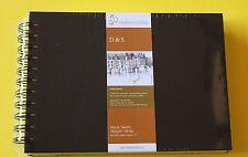 Hahnemühle Skizzenbuch A4 & A5 D & S schwarz Spiralbindung quer und Hochformat