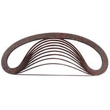 "MAKITA 6mm 1/4"" Abrasive Belt for Belt Sander 9032 #40 - #240 from Japan"