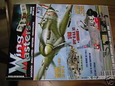 Wings Masters  n°25 Santos Dumont Spit IX Heinkel HE111