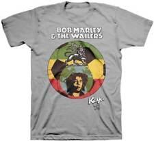 Zion Rootswear Bob Marley & The Wailers Kaya 78 Soccer Futbol T Shirt ZRBM0319