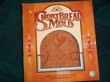Fox Run Shortbread Cookie Mold Paper Chocolate BNIB