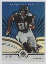 2005 Upper Deck Reflections Blue #6 Peerless Price Atlanta Falcons Football Card