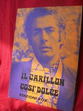 RAOUL PISANI Il carillon + Così dolce Cantagiro 1970 Spartiti Sheet Music